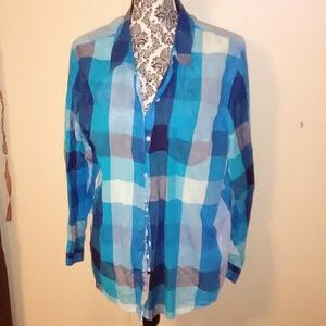 1994 Old Navy Plaid